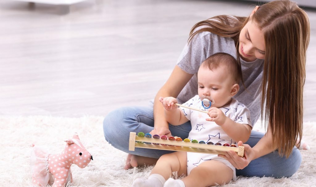 A baby's nutrition directly affects their mental and social growth.