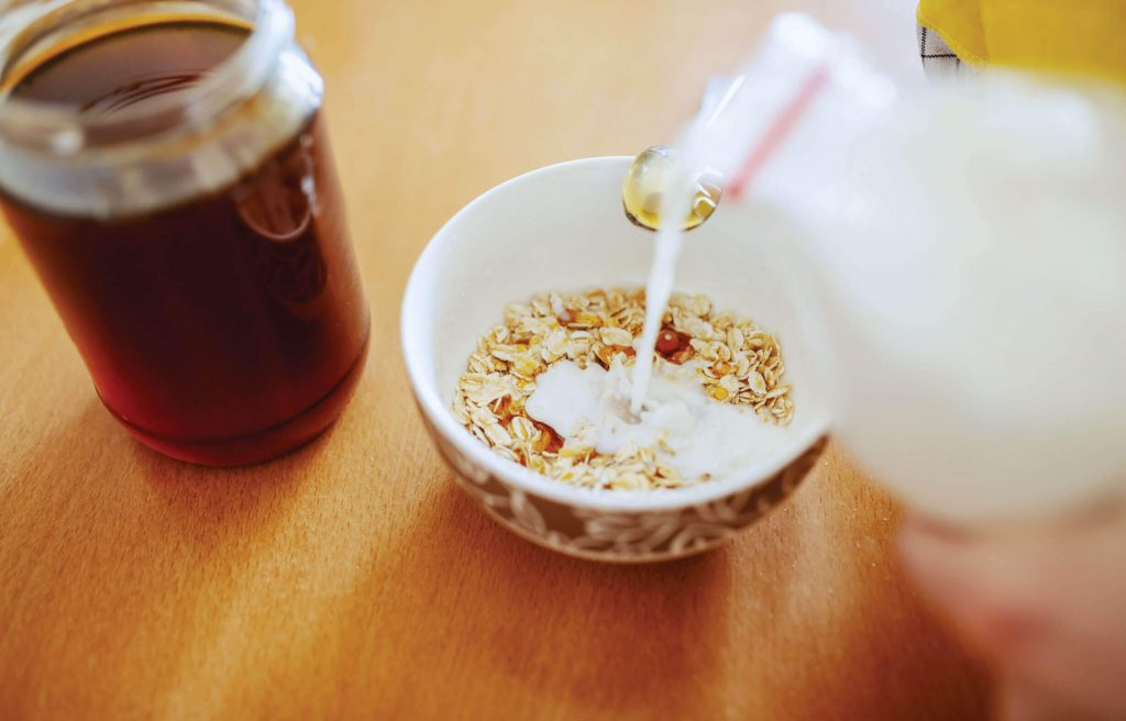 Oats have long been declared one of the most healthy breakfasts