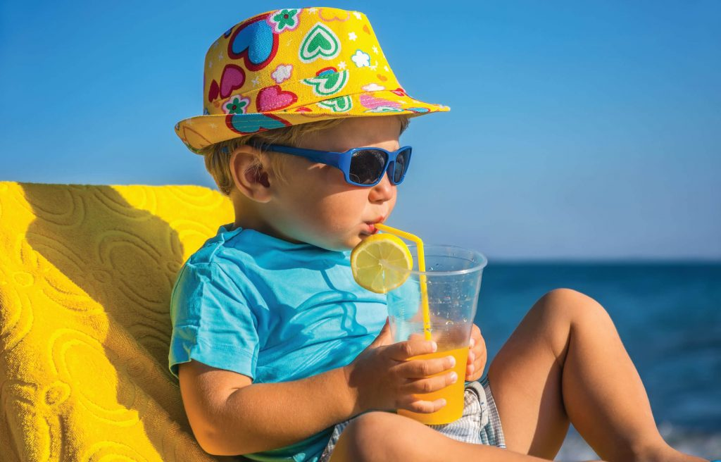 Fruit juices are not only tasty, but a healthy option to beat the heat.