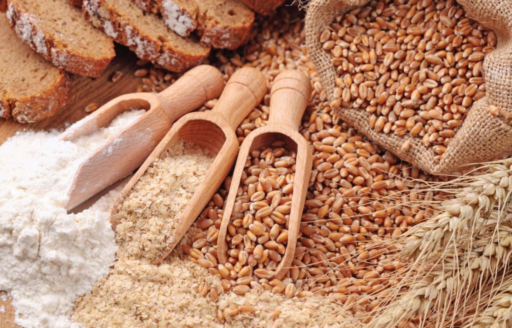 Whole grain breads are very popular as a source for various whole grains.