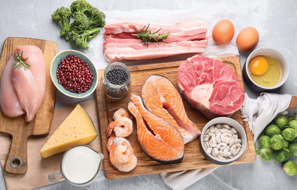 Eating protein and vitamin rich food is better for women with PCOS