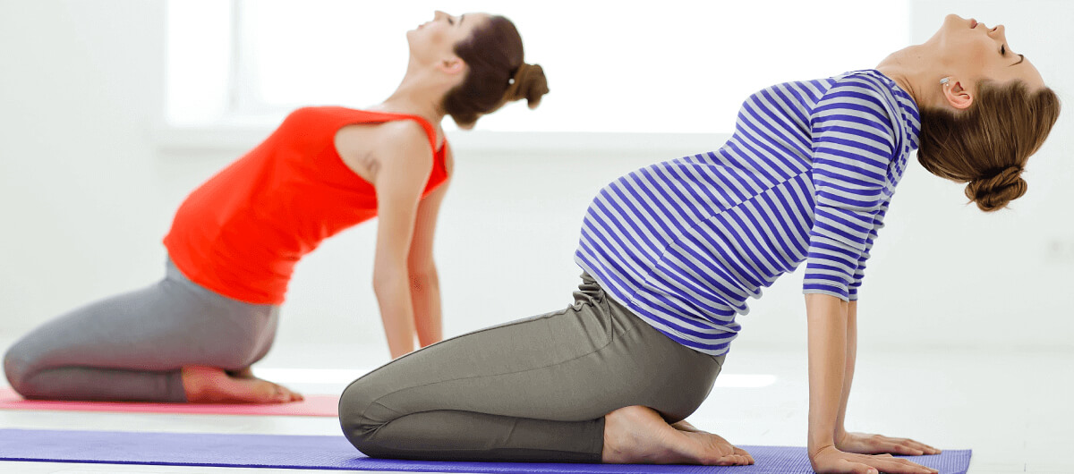 6 Pregnancy Exercises For The Second Trimester The First Kick