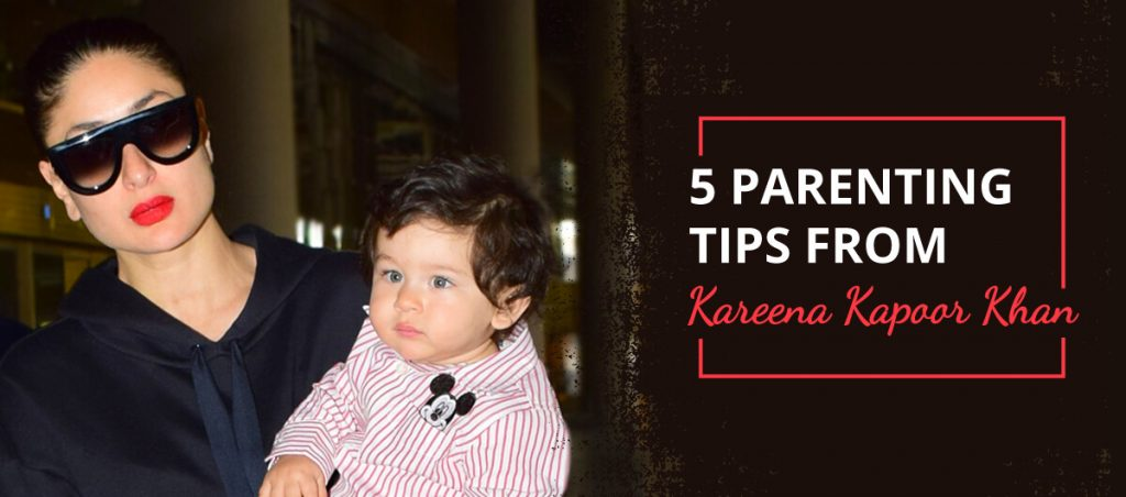 Parenting Tips Kareena Kapoor Khan swears by