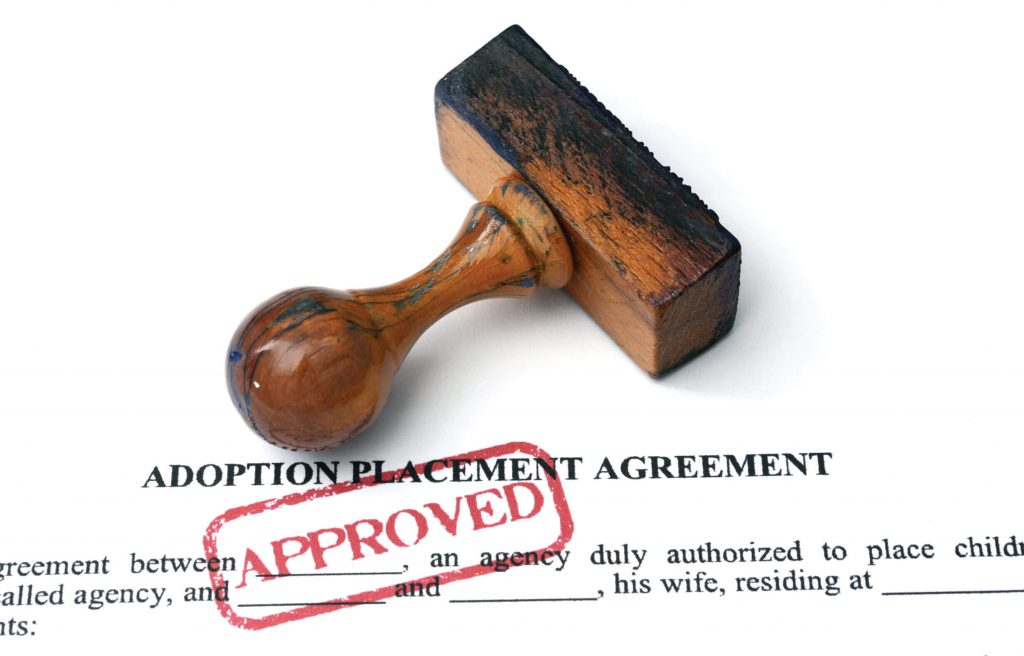 Adoption approved